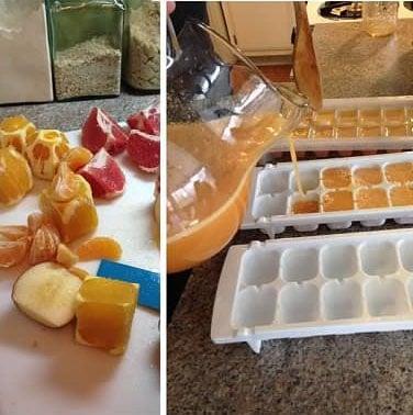 Fruit juicing