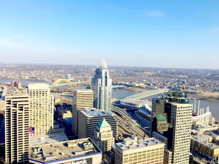 Best views in Ohio