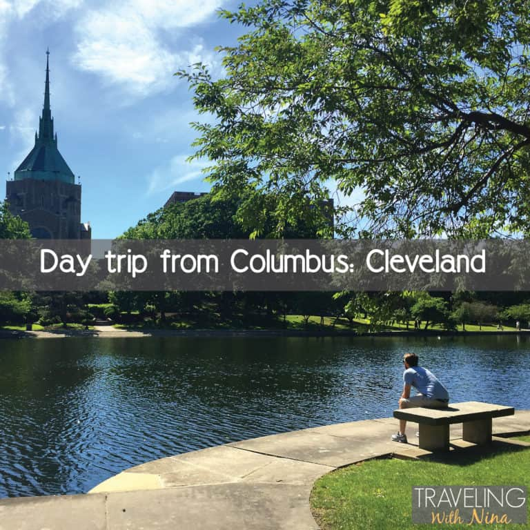 Day trip from Columbus: Cleveland