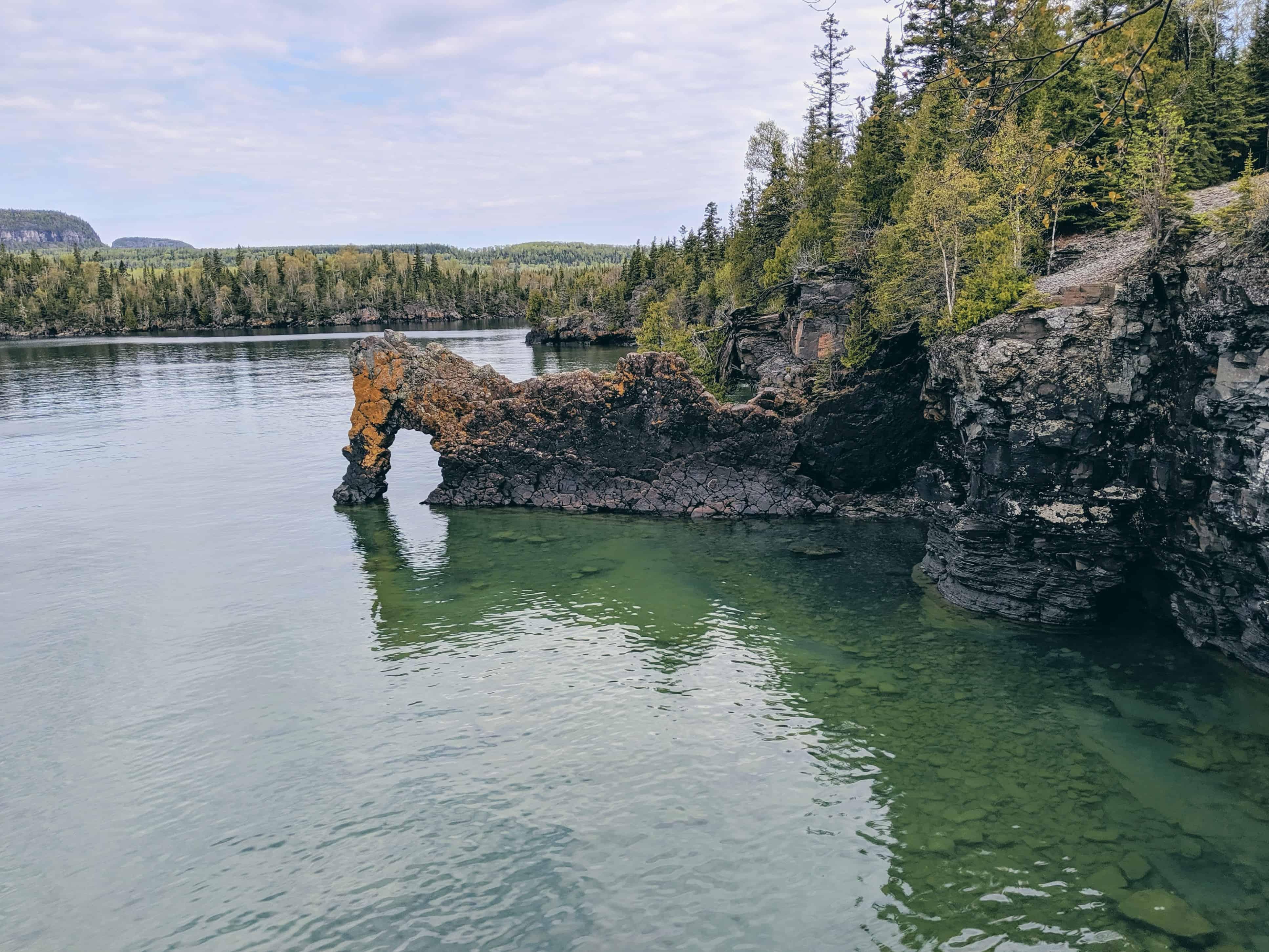 MVIMG 20190605 104731 Our Lake Superior Circle Tour   #MittenTrip