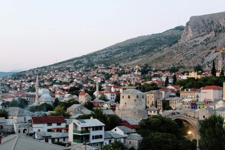 Podcast episode: The Bosnian War