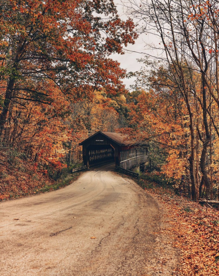 7 Best Places to Enjoy Ohio Fall Colors + Tips for Viewing Ohio Fall Foliage